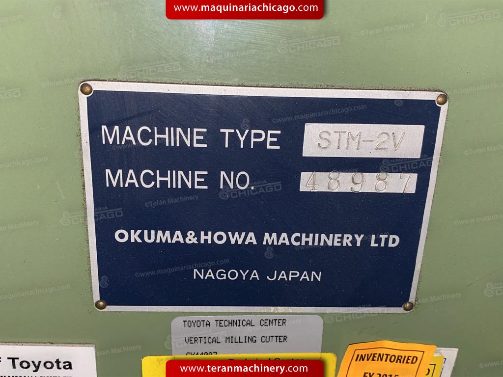Foto de la maquina
